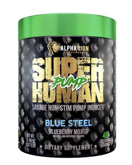Superhumanpumpblue