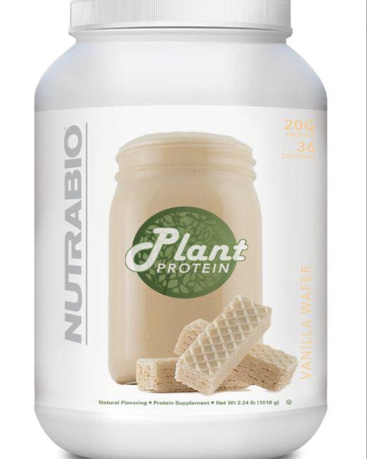 NutrabioPlantVanillawafer