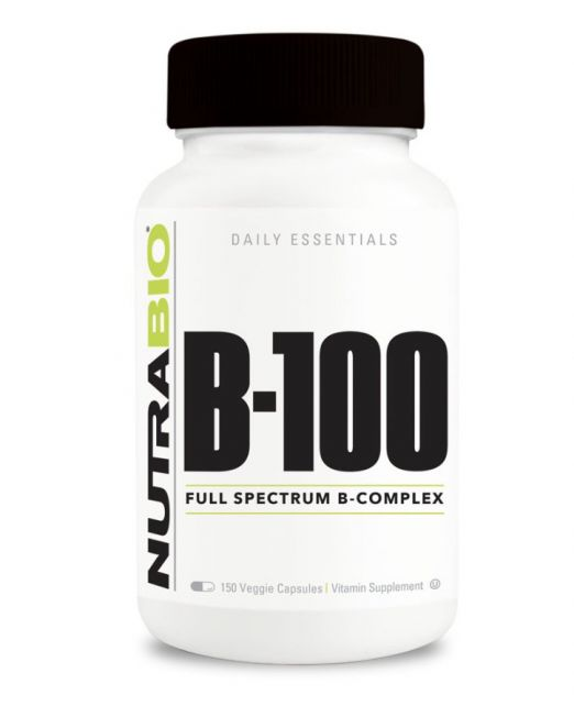 NutrabioB100complex